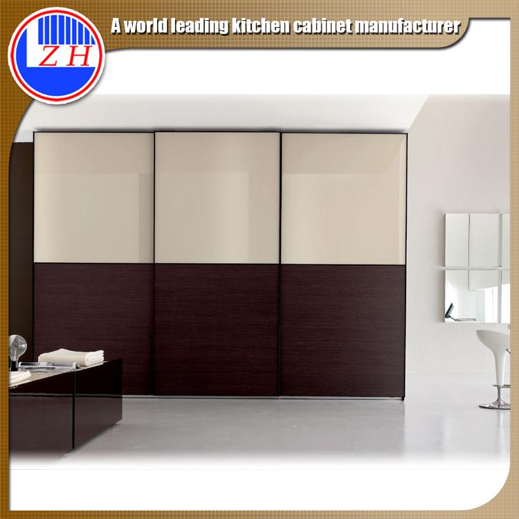 Modern Sliding Wardrobes for Home Bedroom Furnitures (customized)