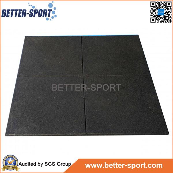 Colorful Rubber PVC EPDM Gym Flooring