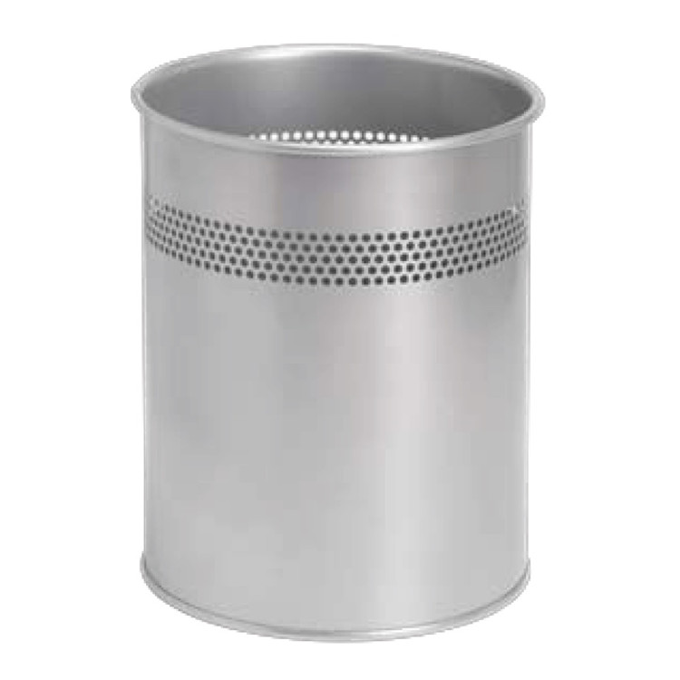 2040 High Quality Metal Waste Bin/ Umbrella Holder 21L