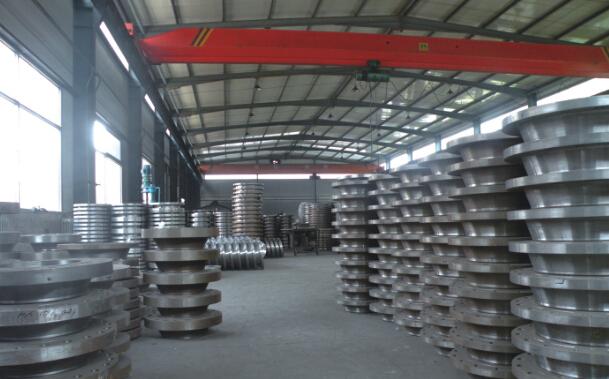 Carbon Steel Flange Weld Neck Flange with TUV (KT0394)