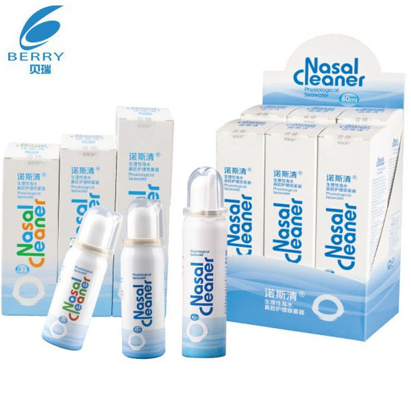 Physiological Seawater Nasal Spray 50 Ml