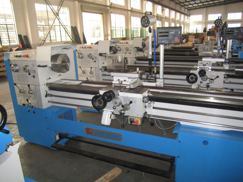 CD6250b Tornos Lathe Spindle Bore 62mm Centre Length 1000mm 1500mm 2000mm