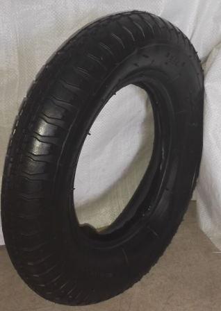 Wheel Barrow Tire & Tube with Butyl Tube