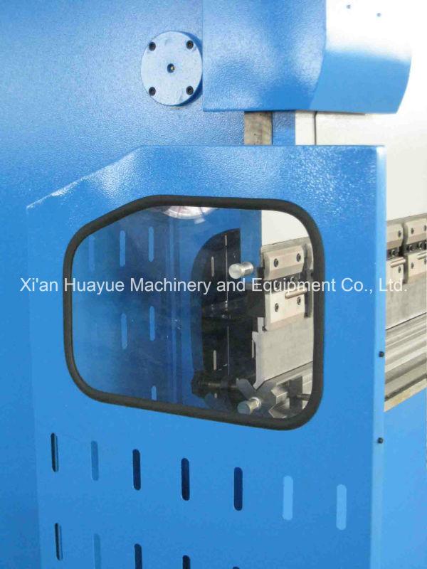 Wc67k-125X3200 Da41 Series Hydraulic Press Brake