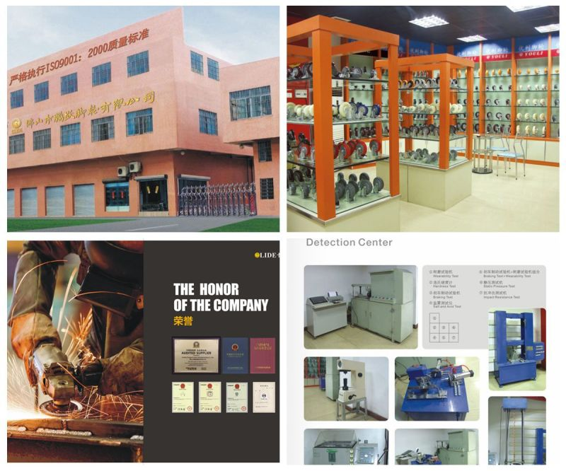 Heavy Duty PP Swivel Caster (G4101D)