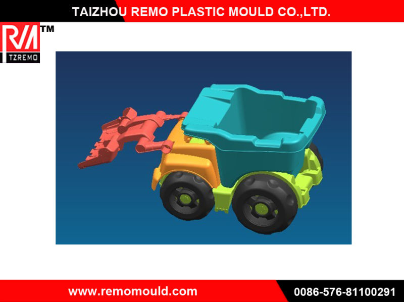 Competive Price Dumper Toy Car Mold