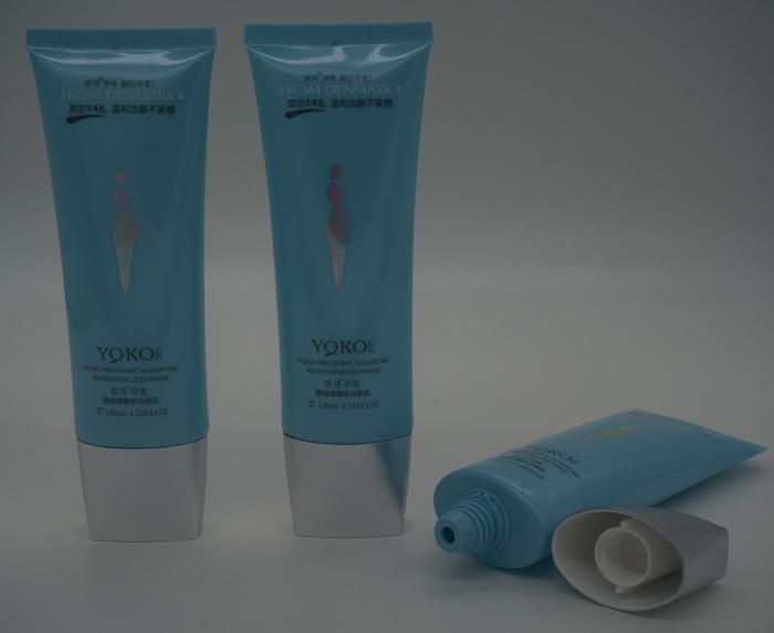 Plastic Tube Manufacturer Soft Cosmetic Plastic Tube