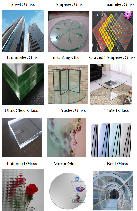 Processed Glass