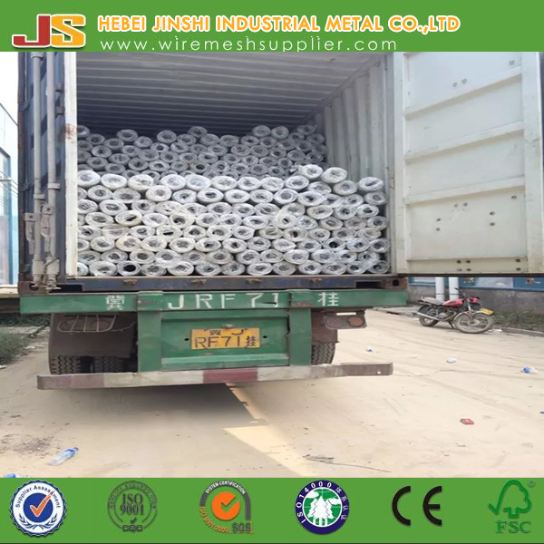 Galvanized Cattle Fence and Hinge Joint Fence Fixed Knot Field Fence Mesh for Animals