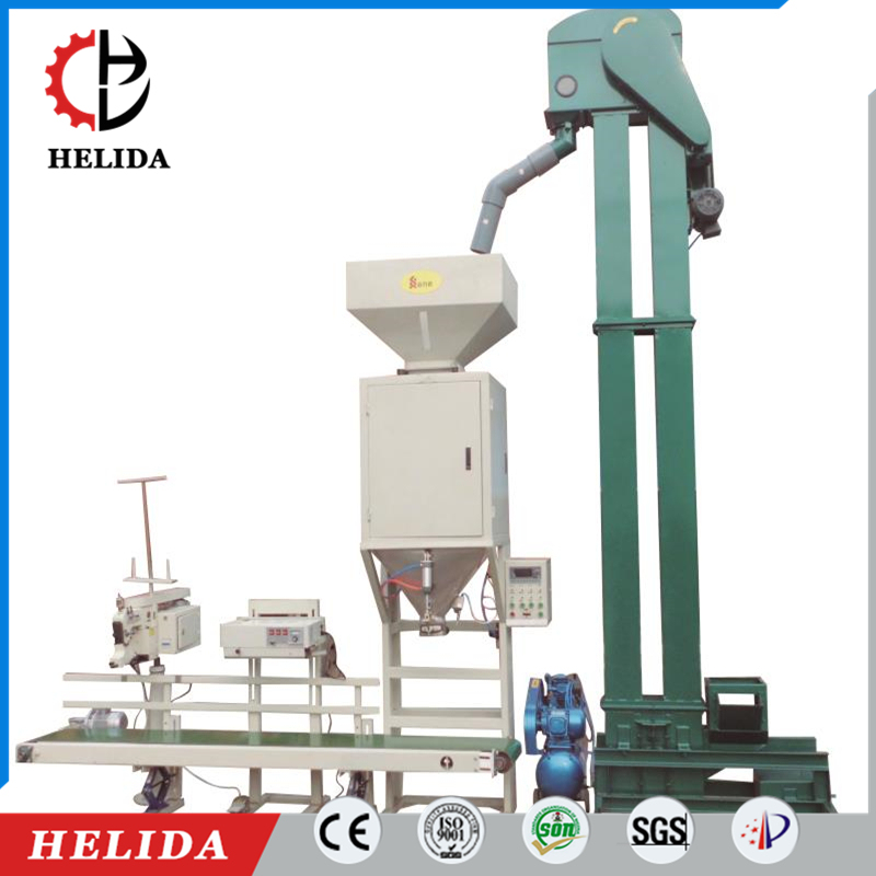 wheat packing machine