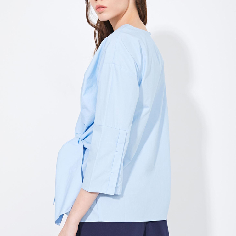 Bow Tie Shirts For Women