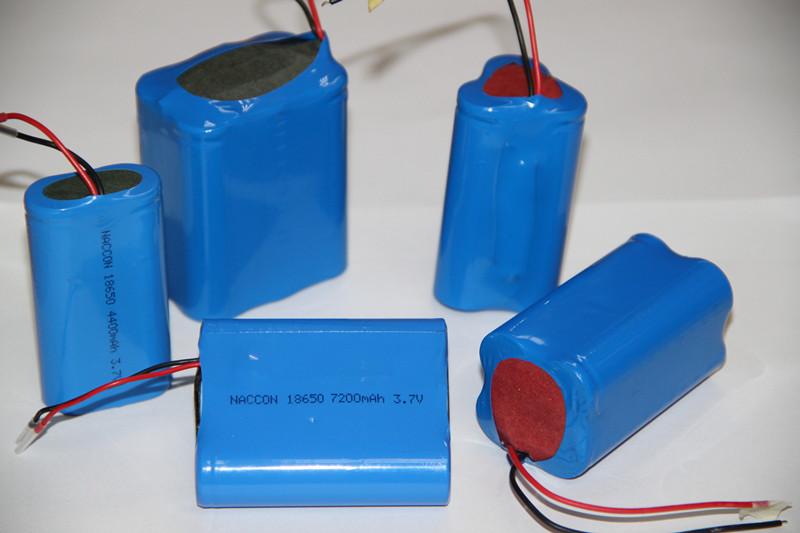 18650 4400mAh 14500 3.7V Li-ion Battery Pack