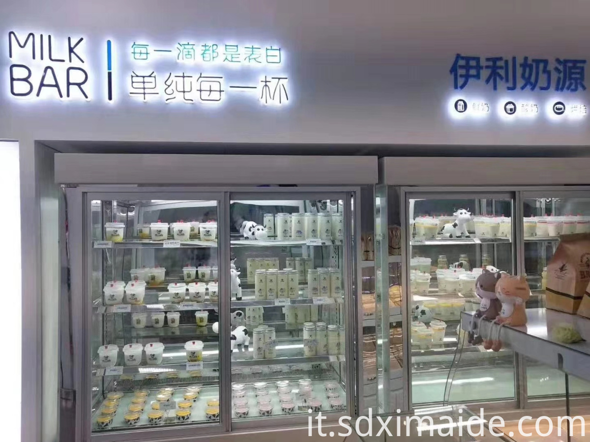 Refrigerated Cake Display Cases