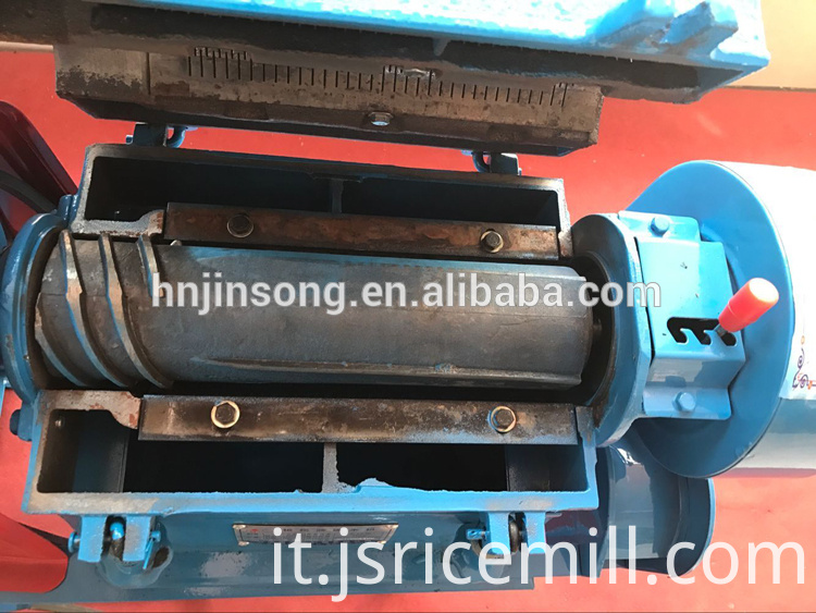 Rice Mill Plant Machine