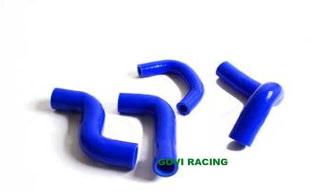 Blue Silicone Water Pipe Hose Intercooler for March Ecvt