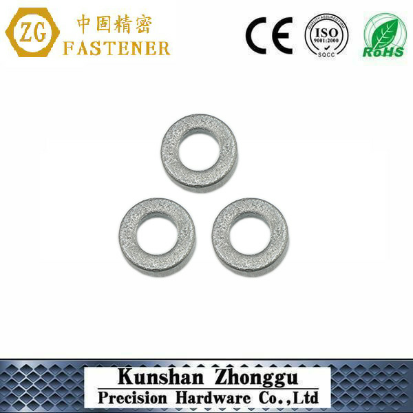 Plain washers for steel structurl hot dip galvanized DIN7989