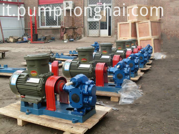 steel gear pump
