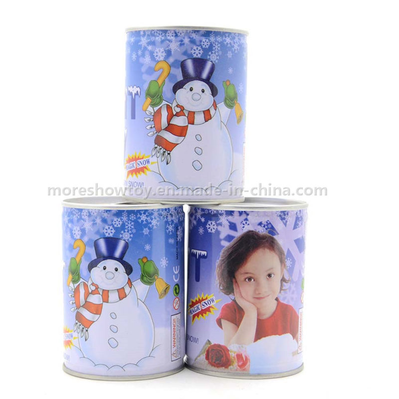 Decoration Magic Snow Instant Artificial Fake Powder Just Add Water