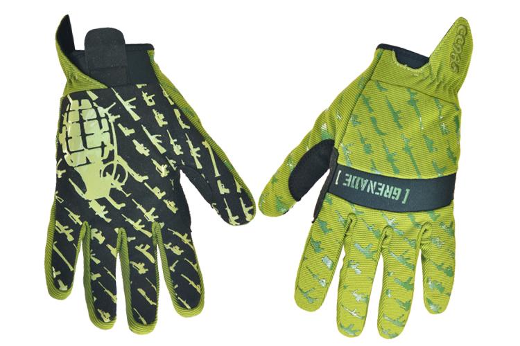 Heated Leather Ski Glove, Electric Heating Gloves Snow Glove (36)