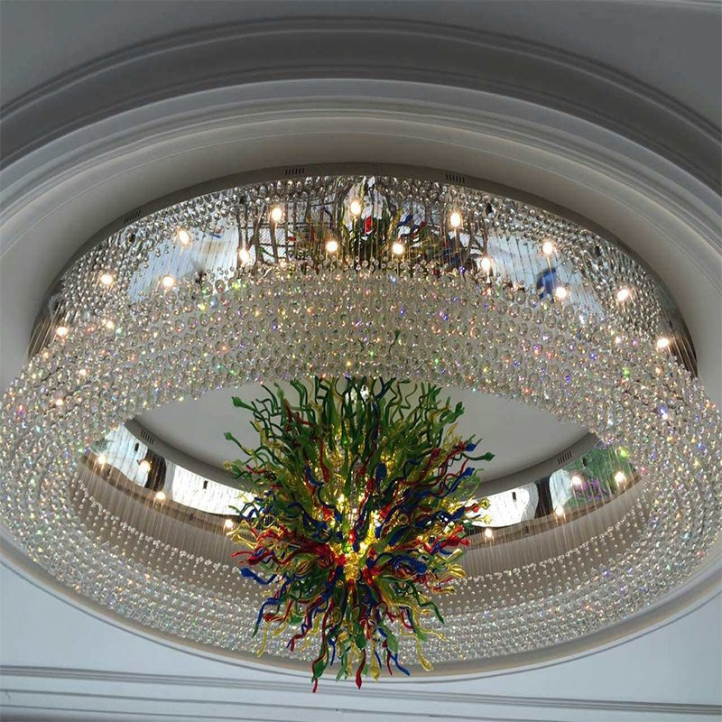 Good Quality Modern Decorative Hotel Project Chandeliers