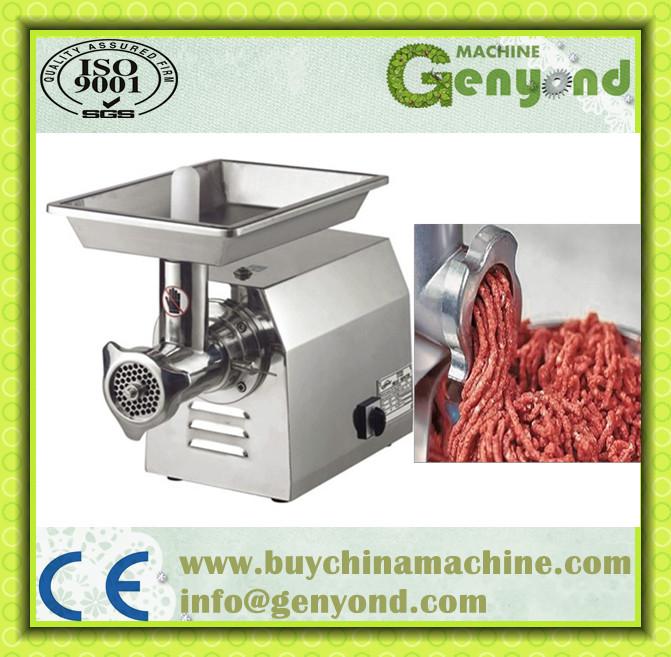 Stainless Steel Industrial Meat Mincing Machine