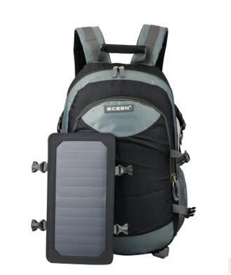 New 2016 Fashion Solar Bag Charging Type Outdoor Solar Backpack (SB-179)