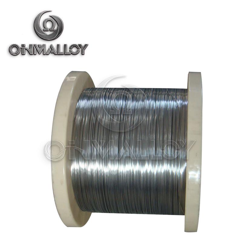 Thermocouple Alloy Wire Alumel- 32 AWG - Diam 0.203mm - Special Grade
