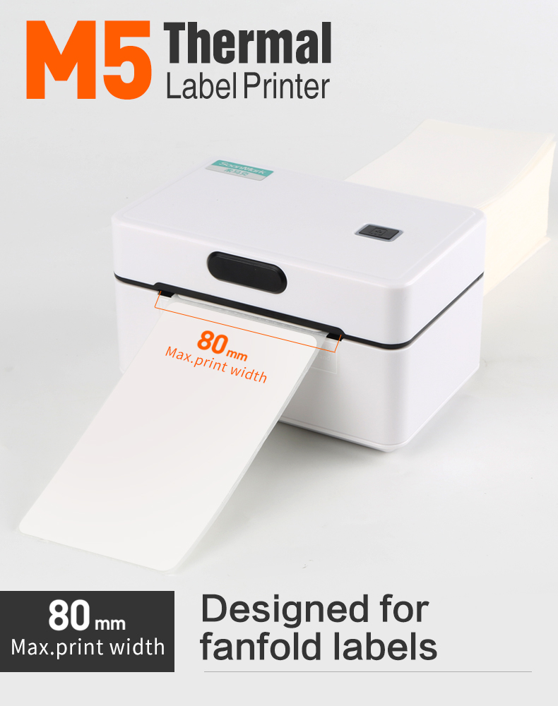 M5 thermal label printer 1