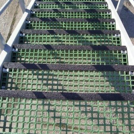 Structural Anti Slip Stair Tread