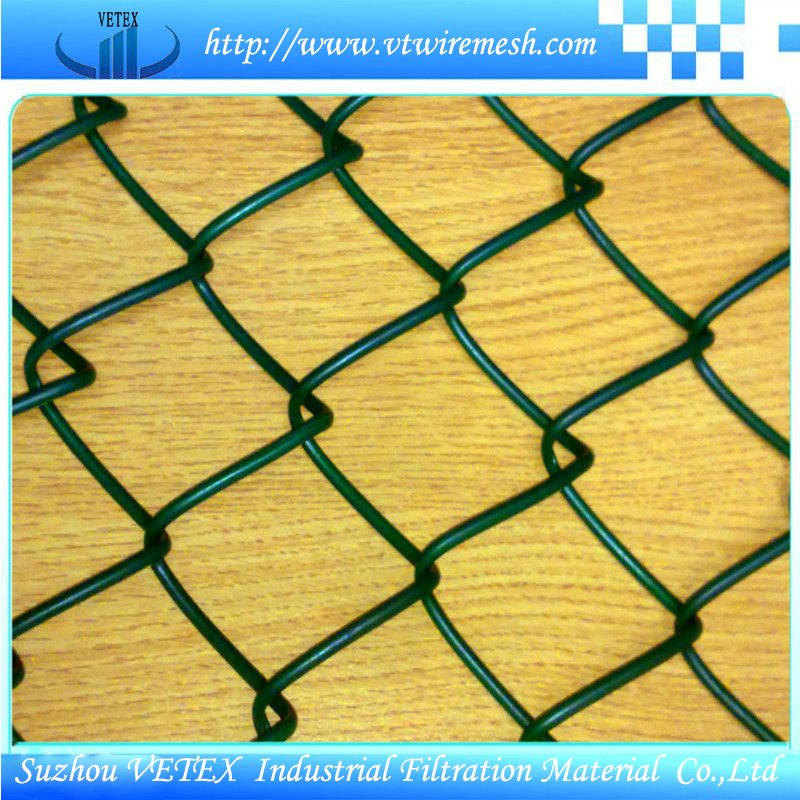Galvanized & PVC Coated Welded Fence Mesh