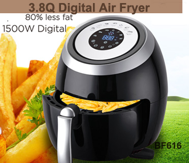 3.8Q digital air fryer