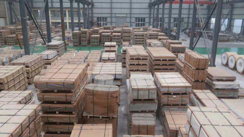 Aluminum Coil 1200 DC Cc H12 H14 H16 H18