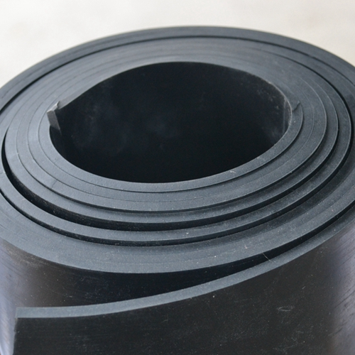 5mm Black Neoprene CR Rubber Sheet with Competitive Price
