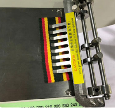 backpack belt cutter