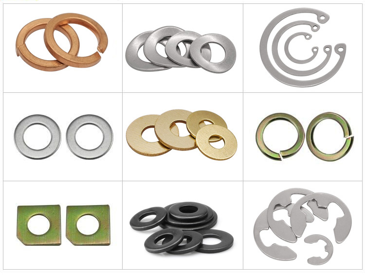 carbon steel wave washers