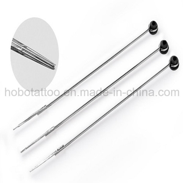 Wholesale 1'' (25mm) Soft Tattoo Tube with Tattoo Needle