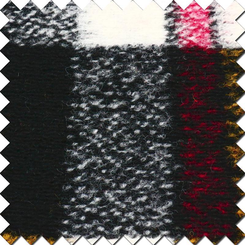 Fashion Woolen Discount Fabric for Garment