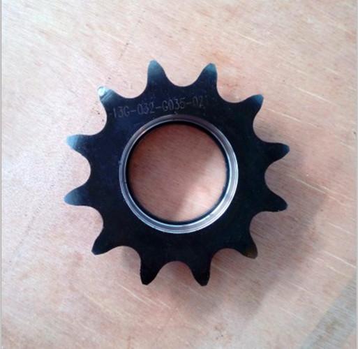 Blackened Transmission Technique Hole Sprocket Wheel