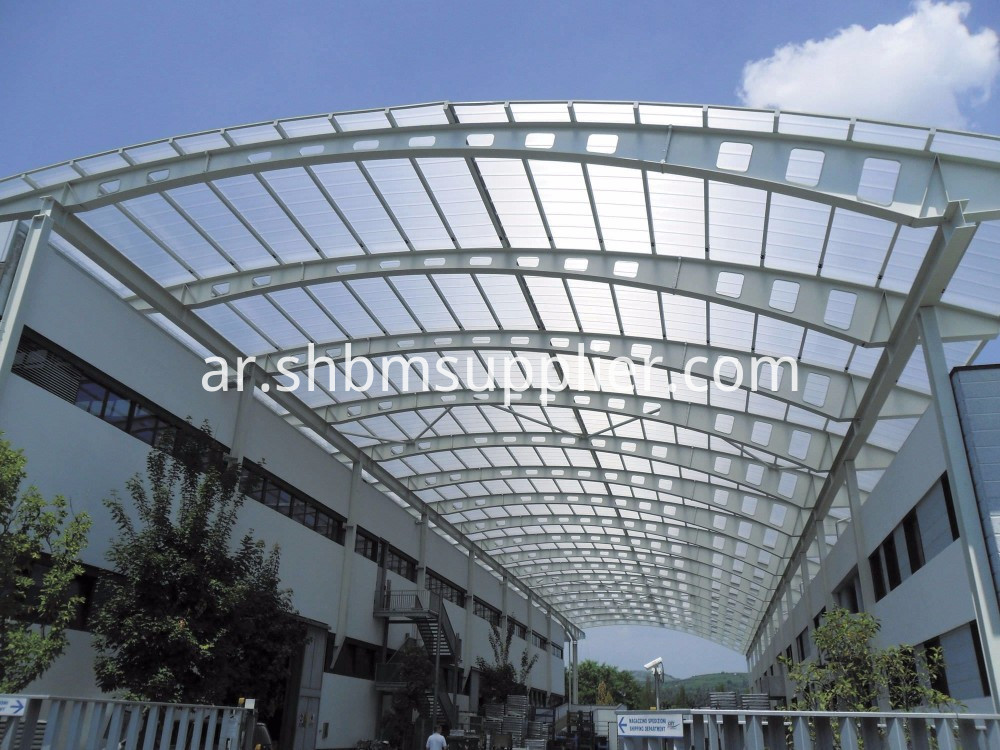 Anti-Corrosion Heatproof Anti-freeze Clear FRP Roof Sheets