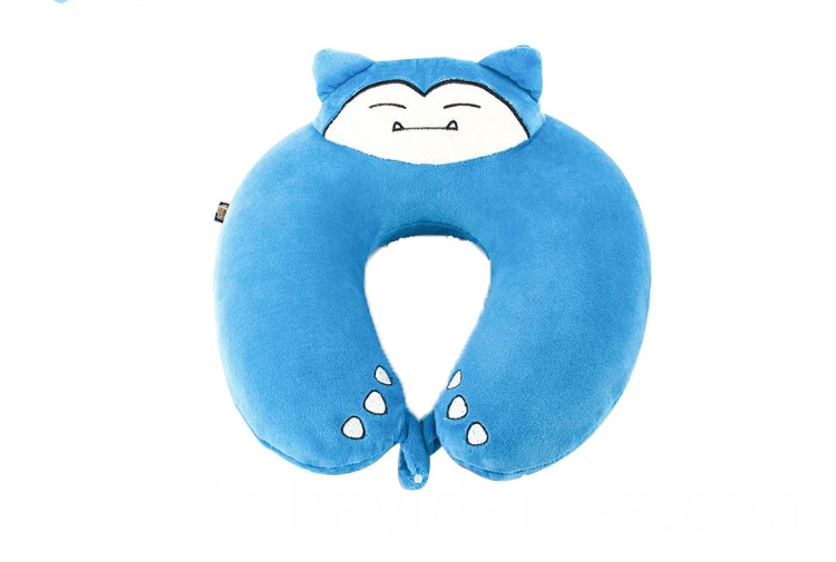 Plush Travel Pillow