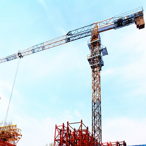 High Quality Model 5010 Topless Tower Crane