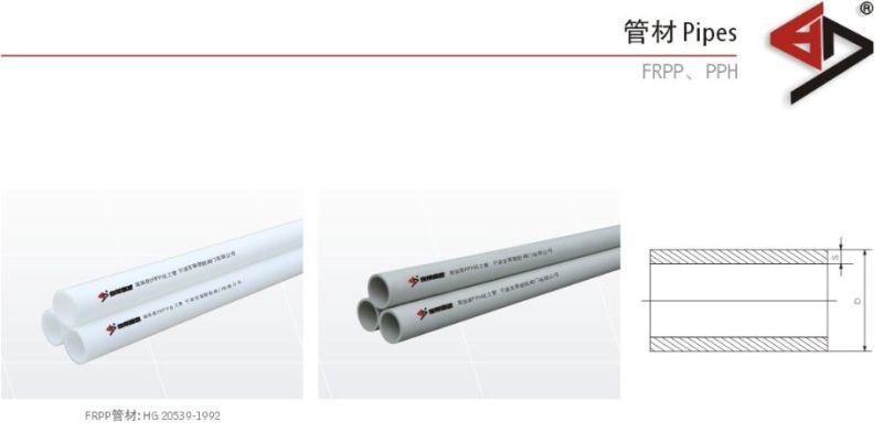 PP Pipe, Plastic Pipe/Tube, Industrial Tube