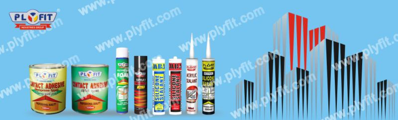 Super Glue Strong Contact Acetic Silicone Sealant