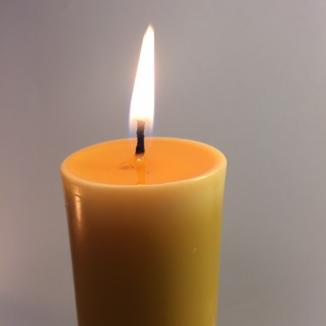 Natural Beeswax Decoration Candles