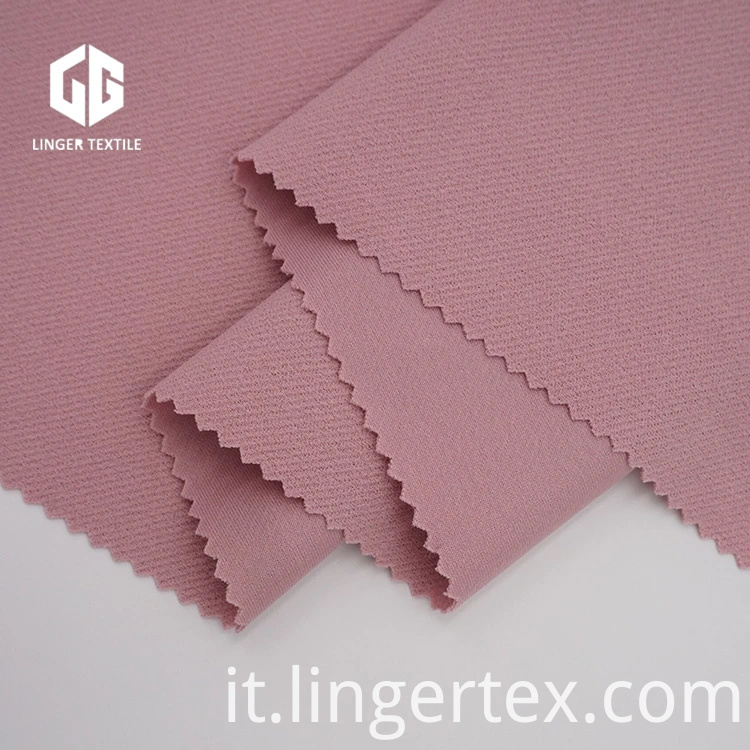 Twill Knitted Fabric