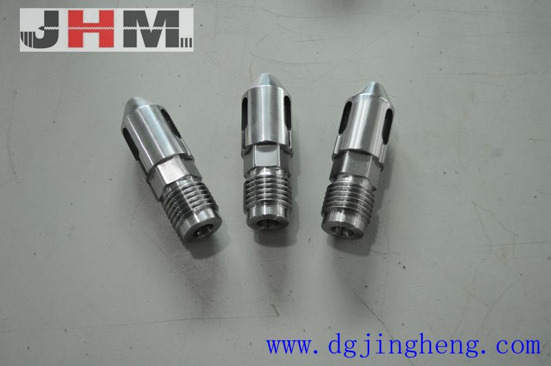 Fanuc Torpedo Set for Injection Screw