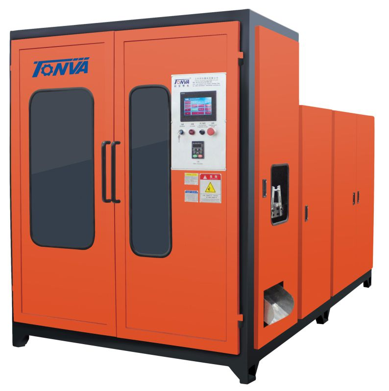 Tonva Plastic Extruder Bottles Blowing Machine for Kinds of Small Bottle