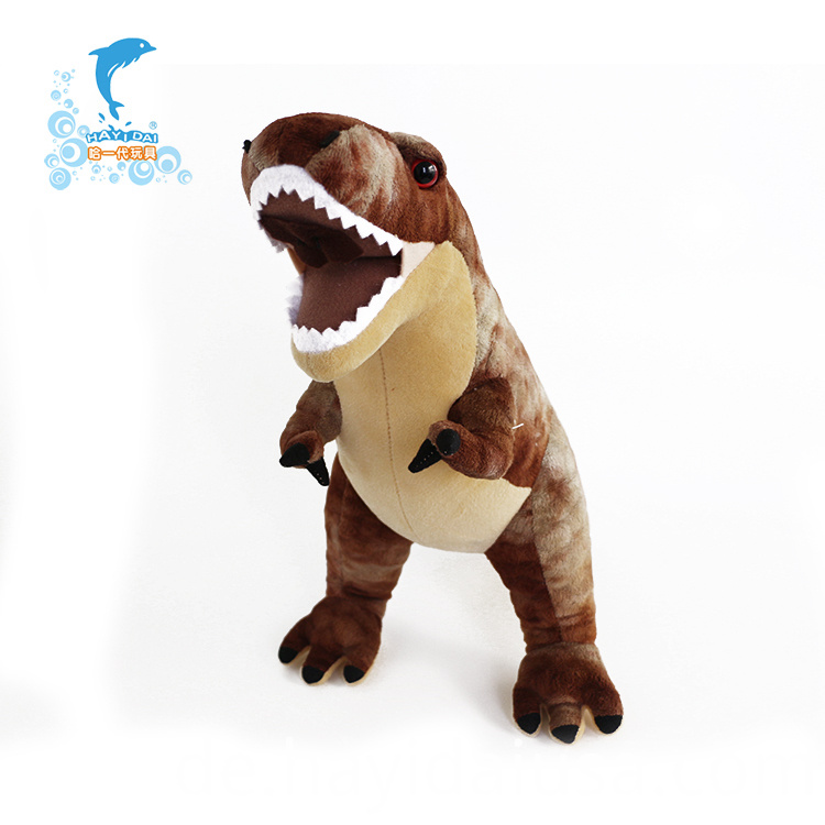 dinosaur plush toys from Jurassic World