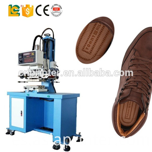 sole hot embossing machine