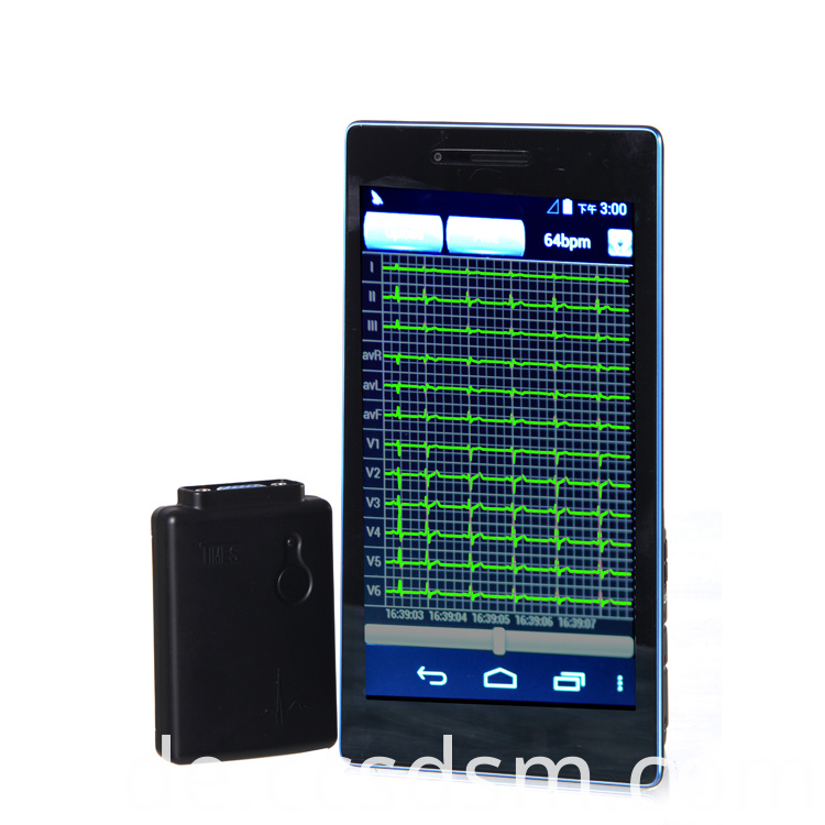 Ecg Machine Android System